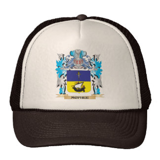 Mcphee Coat of Arms - Family Crest Trucker Hat