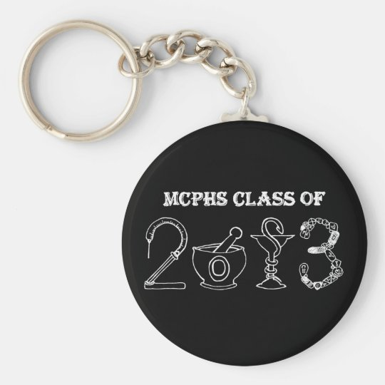 MCPHS Class of 2013 Keychain