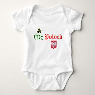 McPolock Baby Bodysuit