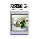 McPrey Postage Stamp