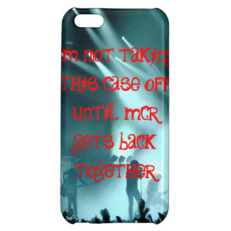 mcr protest case (more readable) case for iPhone 5C