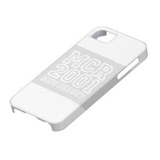 MCR Simple White Case iPhone 5 Case
