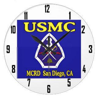 MCRD SAN DIEGO CLOCKS