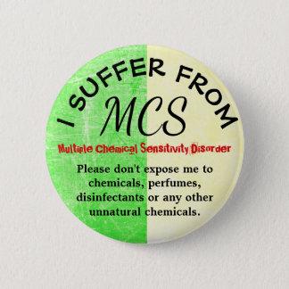 MCS Awareness and Warning Button