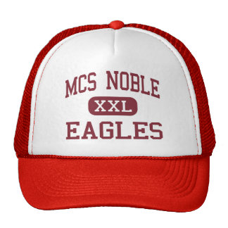 MCS Noble - Eagles - Middle - Wilmington Trucker Hat