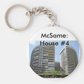 McSame: House #4 Keychain