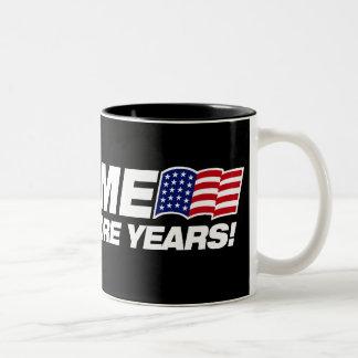 McSame McCain  Two-Tone Coffee Mug