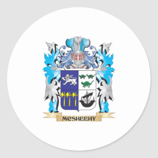 Mcsheehy Coat of Arms - Family Crest Stickers