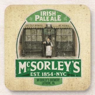 McSorley s Drink Coaster