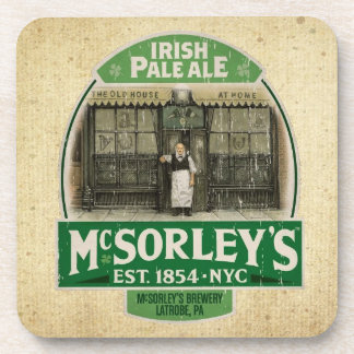 McSorley's Drink Coaster