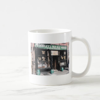 McSORLEY'S OLD ALE HOUSE Classic White Coffee Mug