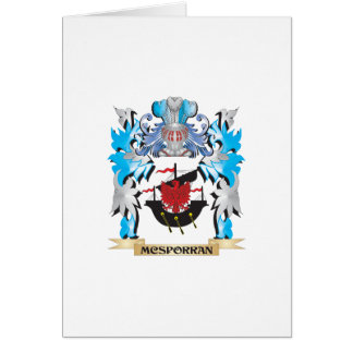 Mcsporran Coat of Arms - Family Crest Card