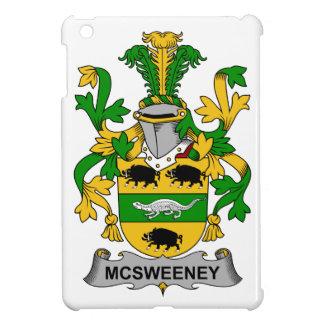 McSweeney Family Crest iPad Mini Covers