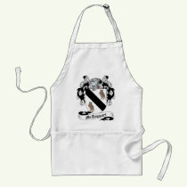 McTaggart Family Crest Apron