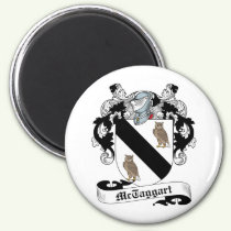 McTaggart Family Crest Magnet