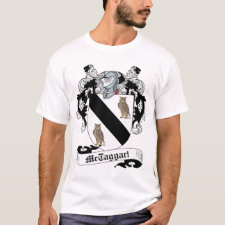 McTaggart Family Crest T-Shirt