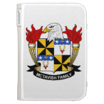 McTavish Family Crest Kindle Keyboard Covers