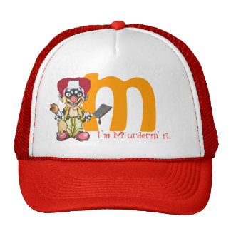 McURDER Hat