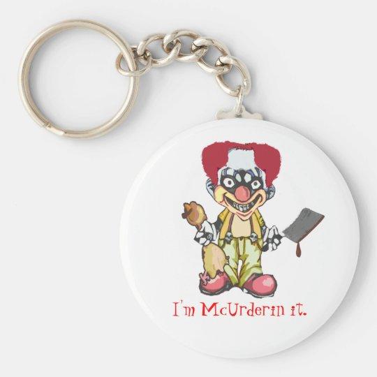 McUrder Keychain
