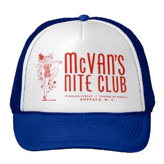 McVan's Nite Club Trucker Hat