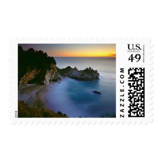 McWay Cove Postage