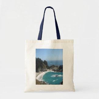 McWay Falls -Big Sur Budget Tote Bag