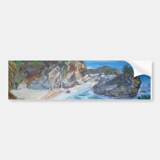 McWay Falls, Big Sur - Bumper Stickers
