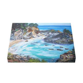 McWay Falls, Big Sur - Canvas Print