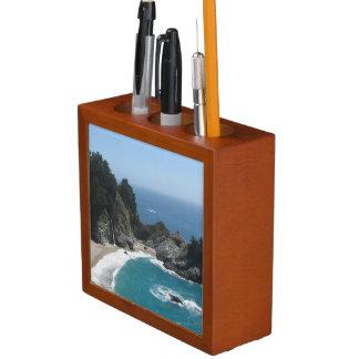 McWay Falls- Big Sur Pencil Holder