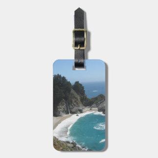 McWay Falls -Big Sur Bag Tag
