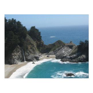 McWay Falls- Big Sur Postcard