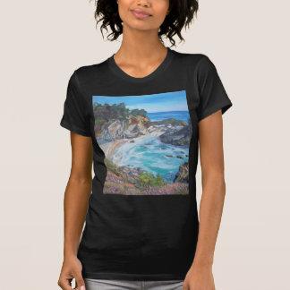 McWay Falls, Big Sur - T Shirt