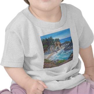 McWay Falls, Big Sur - Tee Shirts