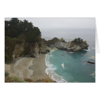 McWay Falls Stationery Note Card