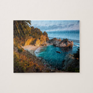 McWay Falls Cove Jigsaw Puzzles