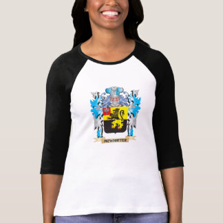 Mcwhirter Coat of Arms - Family Crest Tee Shirt