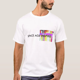 MD10 space age inspired 2 T-Shirt