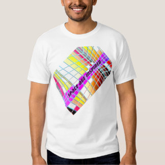 MD10 space age inspired T-shirt