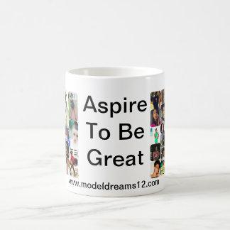MD12 Aspiring Coffee Mug