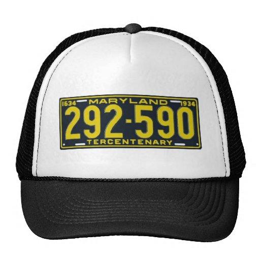MD34 MESH HAT