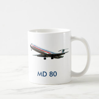 MD80.jpg CLEAN, MD 80 Classic White Coffee Mug