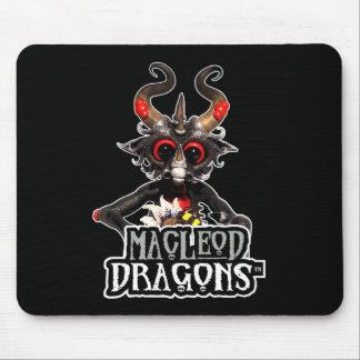MD Black Dragon Mousepad