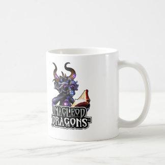 MD Blue Dragon 11oz. Mug