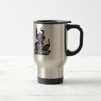 MD Blue Dragon 15 oz.Travel Mug