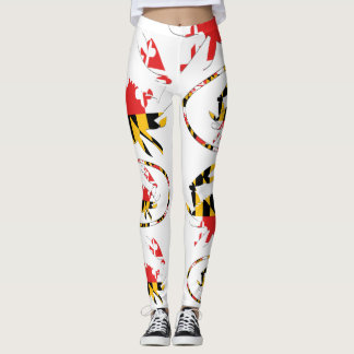 MD Crab Legs Leggings
