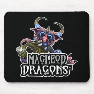 MD Cuddlefish Dragon Mousepad