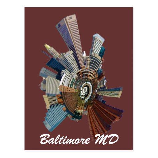 md de Baltimore Postal