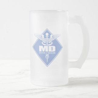 MD del cad (diamante) Taza De Cristal