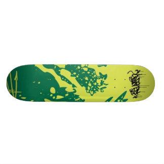 MD Graffiti Skate Board