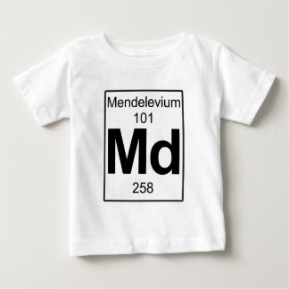 Md - Mendelevium Baby T-Shirt